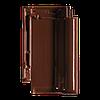 Creaton TITANIA коричневая глазурь керамическая черепица