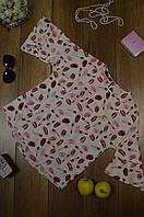 Блуза женская с брошкой Milano, фото 1