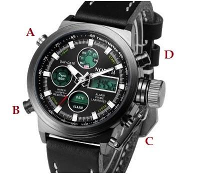 Инструкция по наручным часам quamer rg 512 часы купить