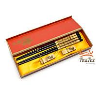 Подарочные палочки для суши в футляре