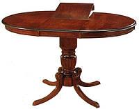 Стол деревянный раскладной Эмин OL-T4EX4 ТАБАК