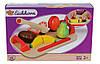 Игровой Набор доска для нарезки с фруктами Eichhorn 3720-1
