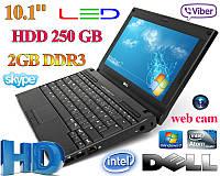 """Компактный недорогой Ноутбук Dell Latude 2120 10"""" 250GB"""
