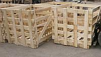 Ящик деревянный с обрешёткой