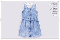 Летнее платье для девочки. ПЛ170