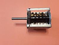 Переключатель семипозиционный ПМ-7 / 15А  / 250V для электроплиты Электра 1001             Элкон, Украина