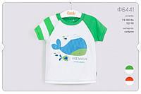 Летняя футболка для мальчика ФБ441