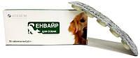 Енвайр - таблетки-антигельминтик от глистов для собак и щенков