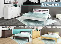 Кровать двуспальная Студент Kempas