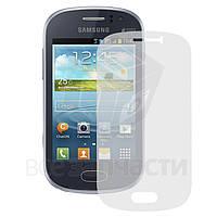Закаленное защитное стекло All Spares для мобильного телефона Samsung S6810 Galaxy Fame, 0,26 мм 9H