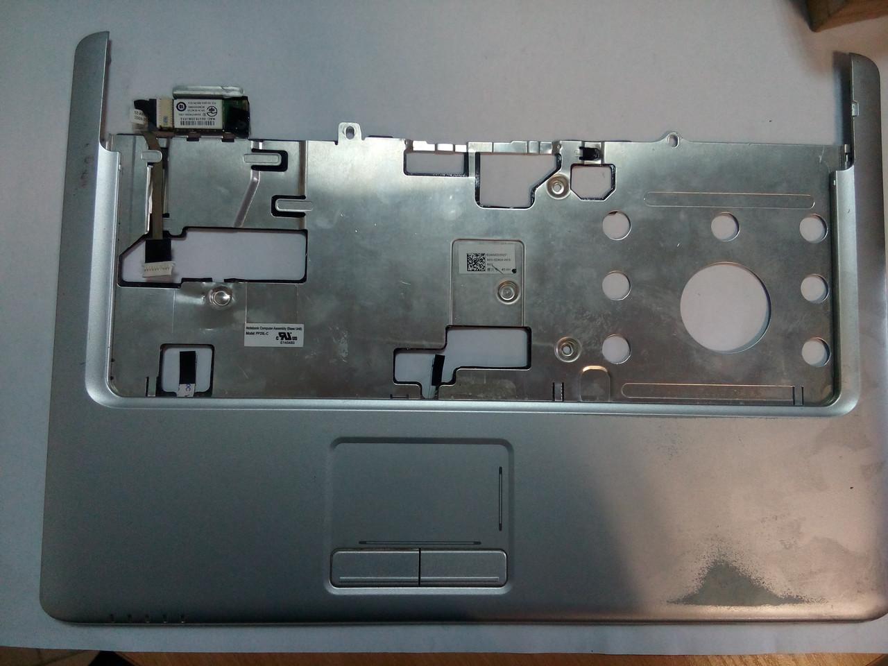 Верхняя рамка клавиатуры (палмрест) Dell 1525 1526 604W023027 Bluetooth