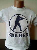 "Футболка""SHUHER"""