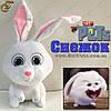 """Кролик Снежок - """"Snowball"""" - 13 см"""