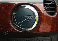 Накладка вентиляционной створки Fiat Doblo 2001+ (4 шт.)