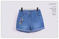 Летние шорты для девочки ШР423