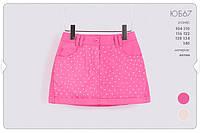 Летняя юбка для девочки ЮБ67