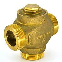 Клапан трехходовой термосмесительный Ду25 (присоединительная резьба G 1 1/4)