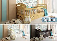 Кровать детская Арина плюс Kempas