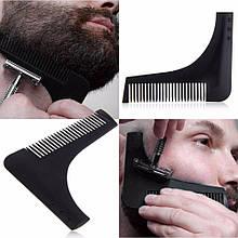 Расческа для усов и бороды