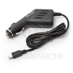 Зарядное устройство для автонавигаторов GPS 3,5', 4,3', 4,7', 5,0', 5,0' HD, 6,0', 7,0', автомобильное, mini USB 5В 2А, 12 В, mini-USB тип-B
