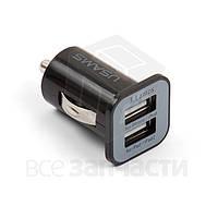 Автомобильное зарядное устройство для мобильных телефонов Apple iPhone 2G, iPhone 3G, iPhone 3GS, iPhone 4, iPhone 4S, iPhone 5, iPhone 5C, iPhone 5S,
