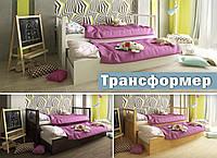 Кровать детская Трансформер Kempas