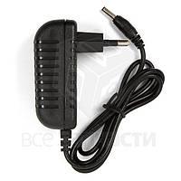 Сетевое зарядное устройство для планшетов China-Tablet PC, d 3,5 мм, (5В, 2А)