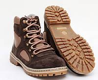 Берцы женские (Берці, Берци) Ботинки тактические низькие brown