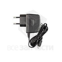 Зарядное устройство для мобильного телефона Fly M130, сетевое, 220 В, original, #PE110396