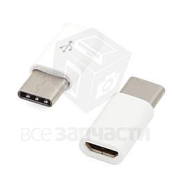 Адаптер micro-USB to USB Type-C