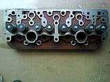 Головка блока цилиндров ГБЦ Д-245 (ЗИЛ-Бычок) в сборе (245-1003015-А-01), фото 2