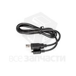 USB дата-кабель (micro-USB) для мобильных телефонов Fly DS104D, DS107D, DS116, E158, E160, IQ4404, IQ4406, TS111, micro-USB тип-B, original,