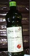 Оливковое масло Carapelli Extra Vergine 1 л Карапелли екстра виржин Италия  опт ящик 12 шт