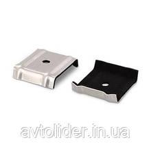 Алюминиевая шайба с резиновой прокладкой EPDM 17*/40 мм