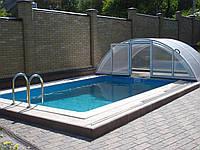 Павильон для бассейна Classic standart 6,4х3,57х1,32 м, фото 1