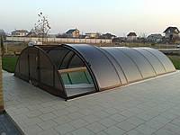 Павильон для бассейна Classic standart 6,4х3,84х1,45 м