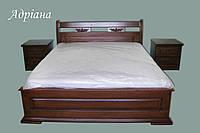 Кровать двуспальная Адриана Kempas