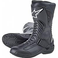 Мото обувь универсальная Alpinestars Pikes Drystar черная, 41