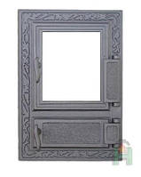Дверцы для печи Halmat FPM2 (Н0310) (475x325), фото 1