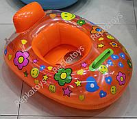 Лодочка с ножками (с рисунками) 4 рисунка , 4 цвета (ОПТОМ) BT-IG-0012