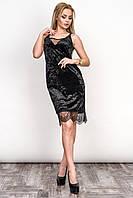 Женское коктейльное платье №91-02