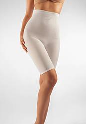 Антицеллюлитные шорты до колена с высокой талией Short Top Farmacell Massage Microfiber 113