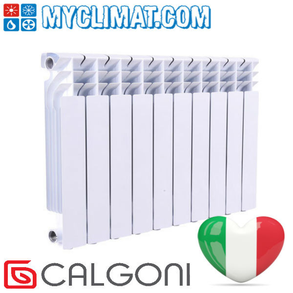 Алюминиевые радиаторы Calgoni Alpa 500/85 (Италия)