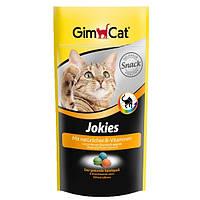 GimCat Jokies лакомства для кошек с витамином В, 40г