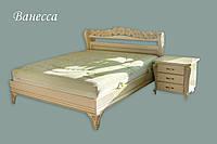 Кровать двуспальная Ванесса Kempas