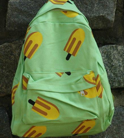Рюкзак с мороженным