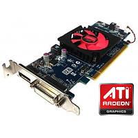 Видеокарта низкопрофильная Видеокарта ATI Radeon HD7470 1GB  б/у