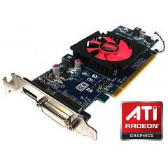 Видеокарта низкопрофильная  ATI Radeon 6450 1gb ddr3  бу