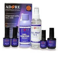 Стартовый набор гель лаков ADORE Professional