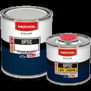 Автоэмаль акриловая Novol Optic 2K (3-я группа)